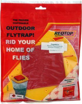 Redtop - capcană de muște 3 litri.
