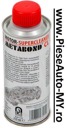 Metabond CL  - Curatarea interioara a motorului